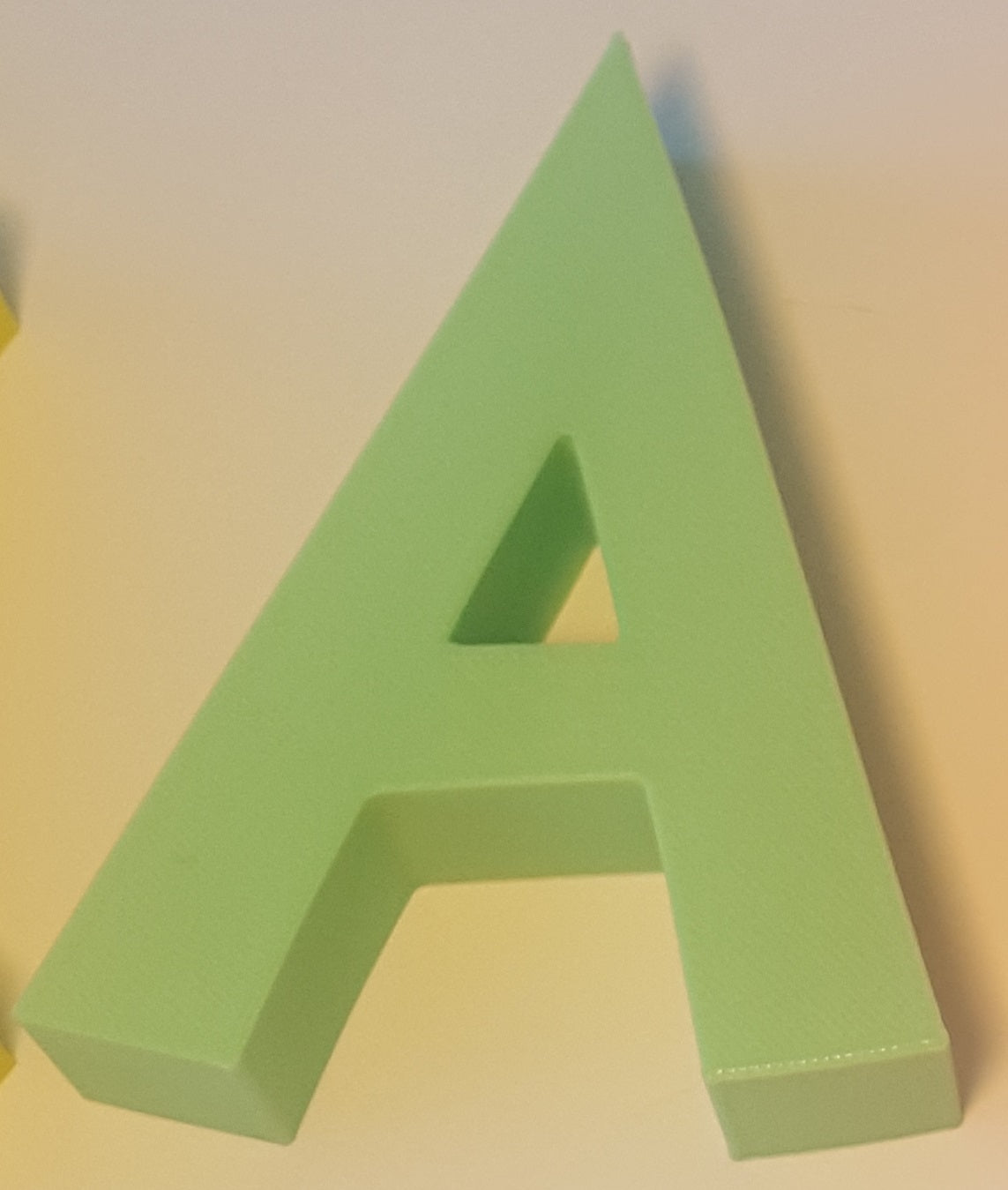 Letter Decor - Whimsical Font