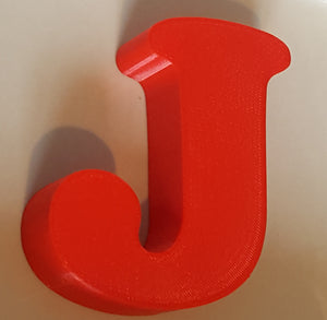 Letter Decor - Perfect for Nursery or Child's Room