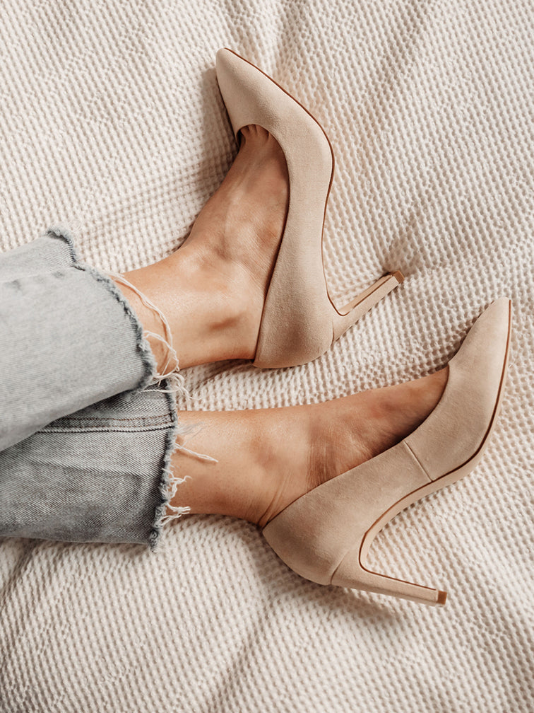 MIA Nude Pumps