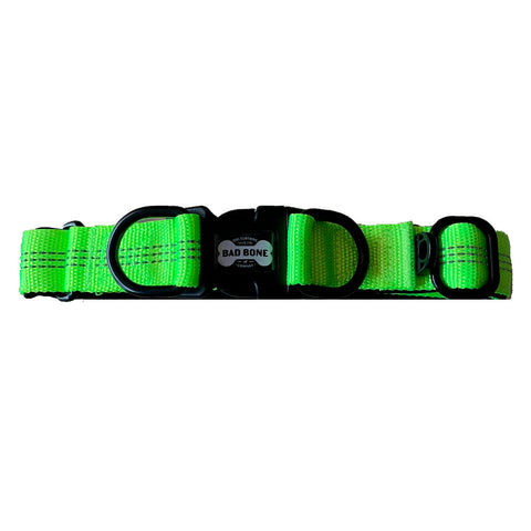 COLLAR GREEN REFLECTIVE