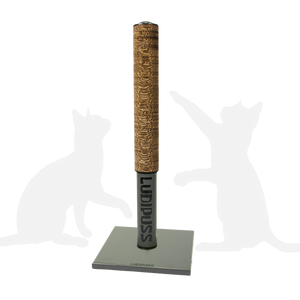 Grey Scratching post