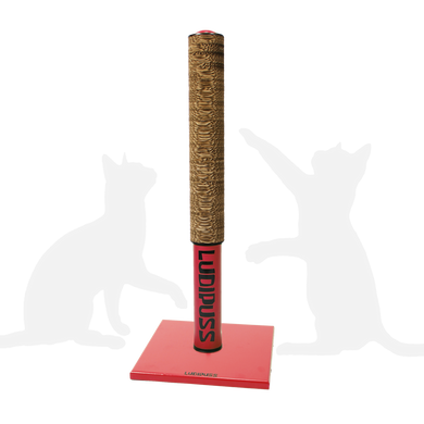 Red Scratching post