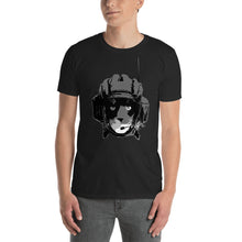 """Tank Commander"" Short-Sleeve Unisex T-Shirt Free Shipping (UK/US)"
