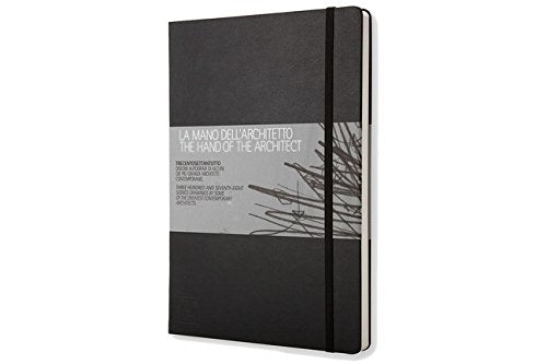 Moleskine The Hand of the Architect/La Mano Dell'Architetto (Design and Architecture Books)