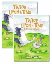 - Twice Upon A Time: Twins Memory Books