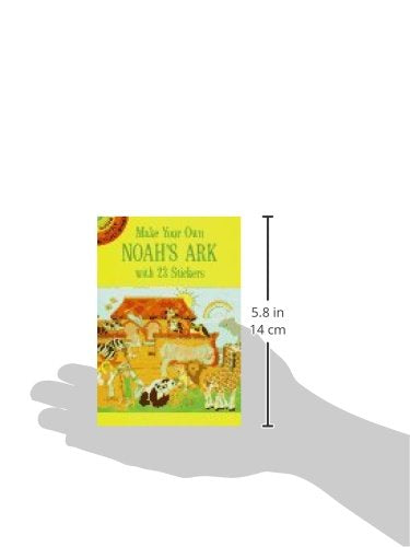 Make Your Own Noah's Ark with 23 Stickers (Dover Little Activity Books Stickers)
