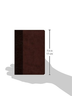 The Psalms, ESV (TruTone over Board, Brown/Walnut, Timeless Design)
