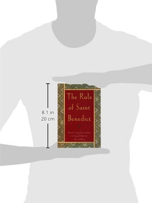 The Rule of St. Benedict (An Image Book Original)