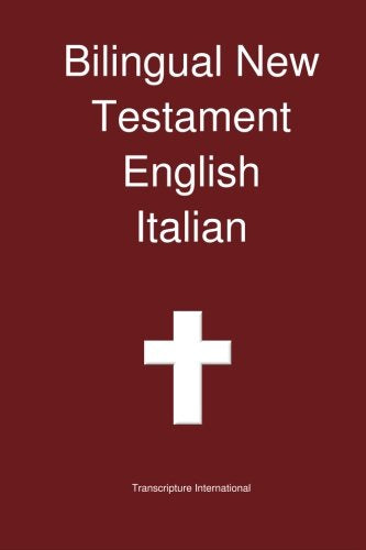 Bilingual New Testament English Italian