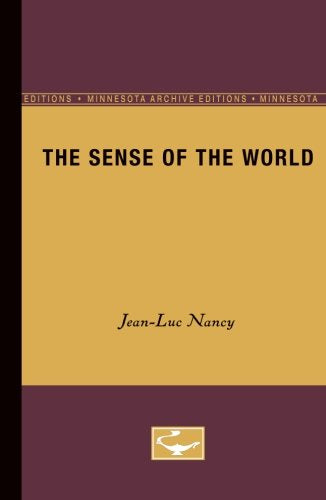 The Sense of the World