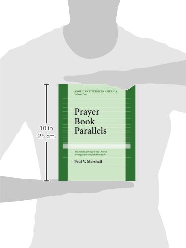 2: Prayer Book Parallels Volume II (Paperback)