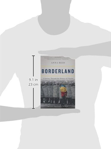 Borderland: A Journey Through the History of Ukraine