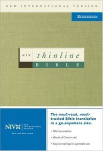 Thinline Bible: New International Version