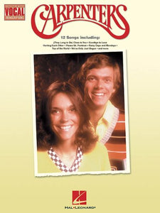 Carpenters: Note-for-Note Vocal Transcriptions (Vocal Collection)