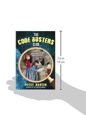 The Code Busters Club, Case #3: The Mystery of the Pirate's Treasure