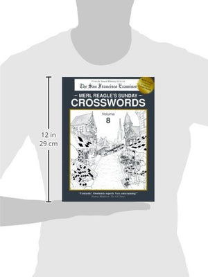 Merl Reagle's Sunday Crosswords, Volume 8