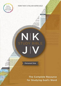 The NKJV Study Bible, Personal Size, Paperback, Full-Color Edition