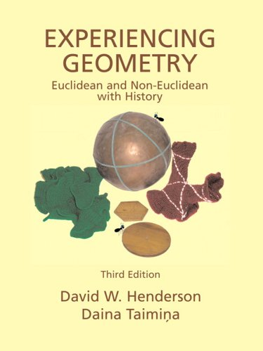 Experiencing Geometry (3rd Edition)
