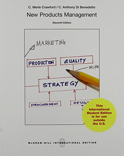 New Products Management (Int'l Ed)