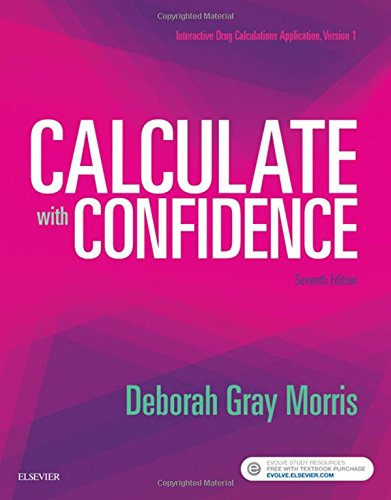 Calculate with Confidence, 7e