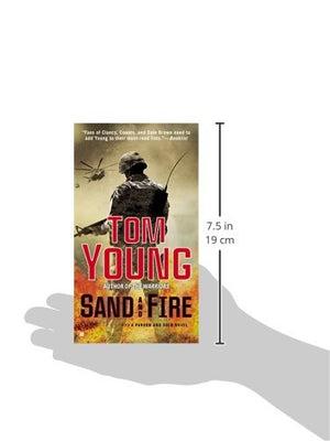 Sand and Fire (A Parson and Gold Novel)