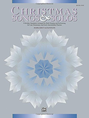 Christmas Songs and Solos, Bk 1