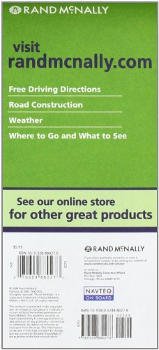 Rand McNally Folded Map: Philadelphia
