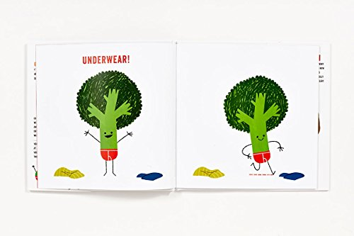 Vegetables in Underwear