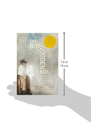 The Boy on the Wooden Box: How the Impossible Became Possible . . . on Schindler's List