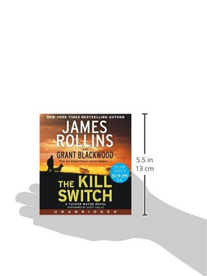 The Kill Switch Low Price CD: A Tucker Wayne Novel