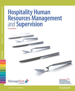 ManageFirst: Hospitality Human Resources Management & Supervision with Answer Sheet (2nd Edition)