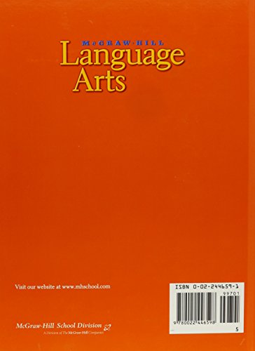 McGraw-Hill Language Arts: Texas Edition Grade 5