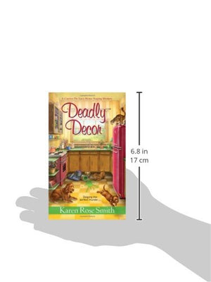 Deadly Decor (Caprice De Luca Mystery)