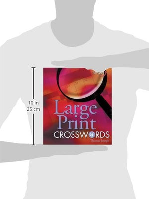 Large Print Crosswords #4
