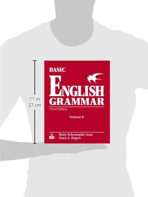 Basic English Grammar Workbook B Third Edition