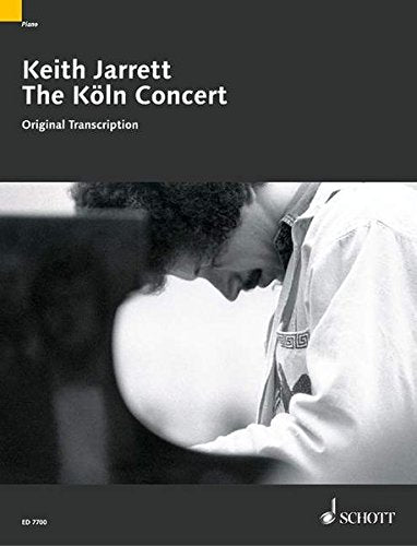 The Koln Concert: Original Transcription
