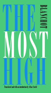 The Most High (French Modernist Library)