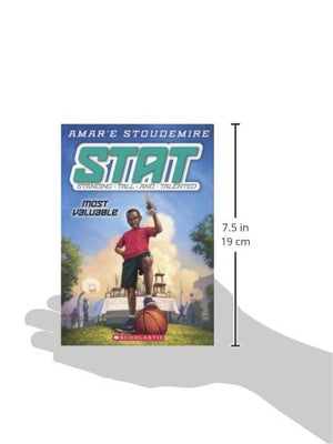 Most Valuable (Turtleback School & Library Binding Edition) (Stat: Standing Tall and Talented)