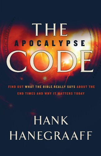 The Apocalypse Code: Find out What the Bible Really Says About the End Times and Why It Matters Today