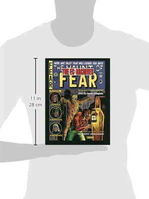 The EC Archives: The Haunt of Fear Volume 1
