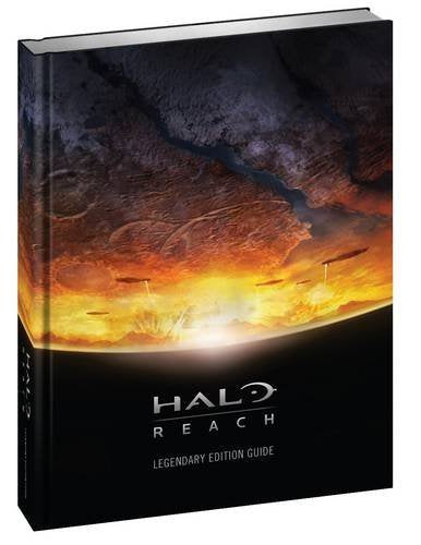 Halo: Reach Legendary Edition Guide (Brady Games) (Cover image may Vary)
