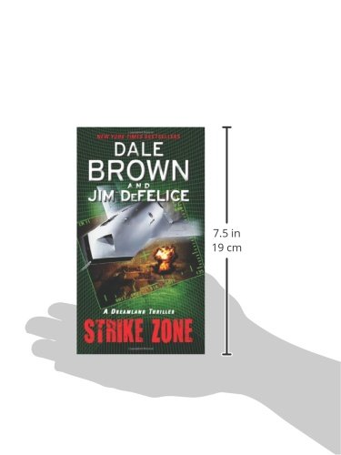 Strike Zone: A Dreamland Thriller