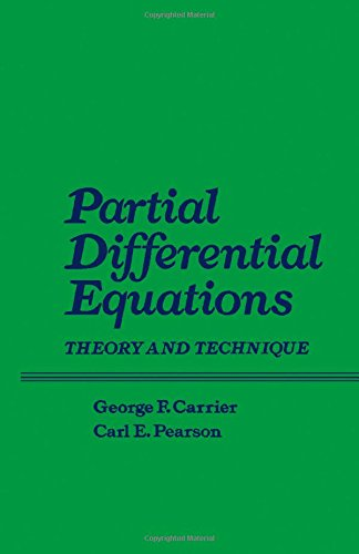 Partial Differential Equations: Theory and Technique