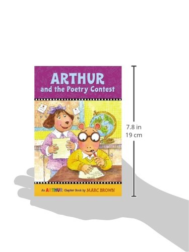 Arthur and the Poetry Contest: An Arthur Chapter Book (Arthur Chapter Book Series)