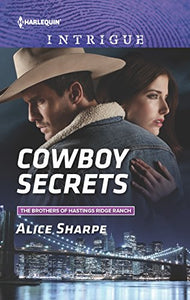 Cowboy Secrets (The Brothers of Hastings Ridge Ranch)