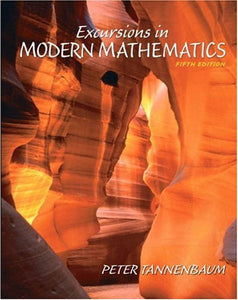 Excursions in Modern Mathematics (5th Edition)