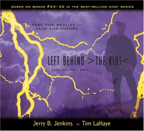 Left Behind: The Kids Live-Action Audio 6