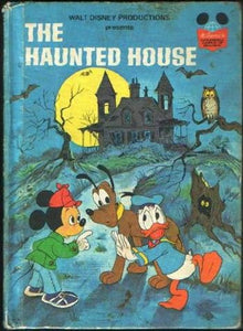 The Haunted House (Disney's Wonderful World of Reading)