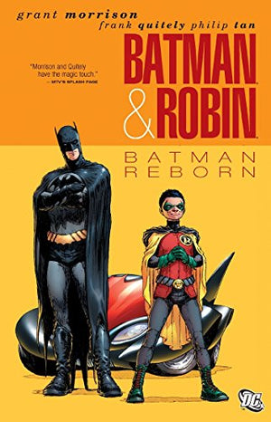 Batman & Robin, Vol. 1: Batman Reborn