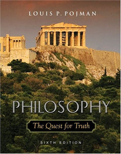 Philosophy: The Quest for Truth